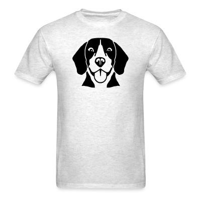 T-shirt Beagle Dog