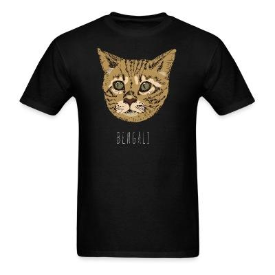 T-shirt Bengal Cat
