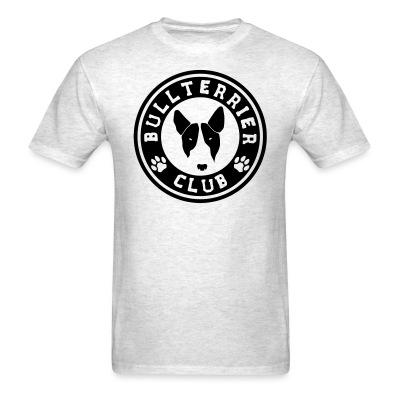 T-shirt Bull Terrier Club