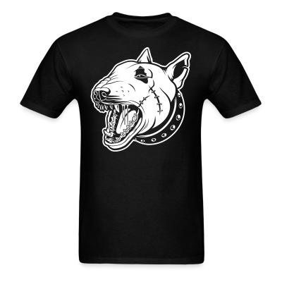 T-shirt Bull Terrier Dog