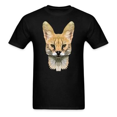 T-shirt Cat face