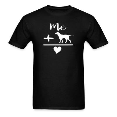 Dogs Lovers T-shirt