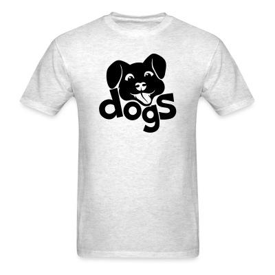 T-shirt Dogs