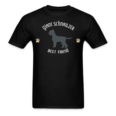 Giant Schnauzer Best Friend