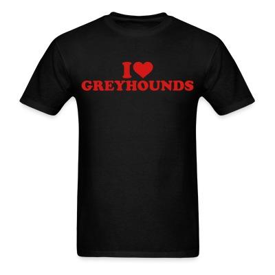 I love Greyhound