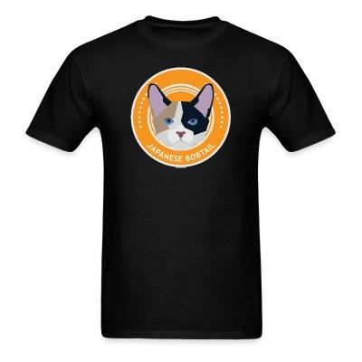T-shirt Japanese Bobtail Cat