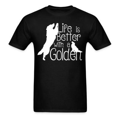 Life is better with golden