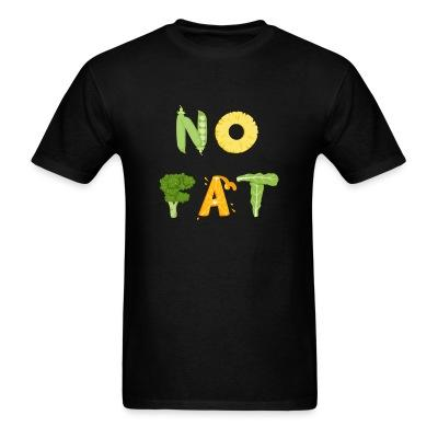 T-shirt No fat