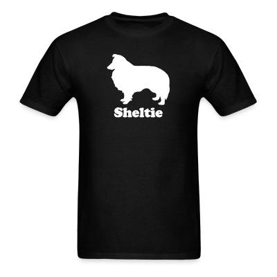 T-shirt sheltie