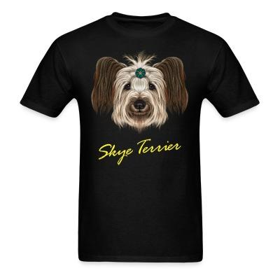 T-shirt Skye Terrier