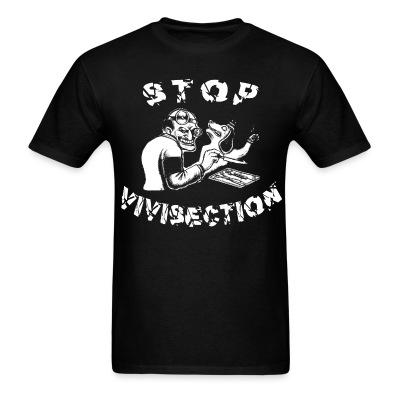 Stop vivisection