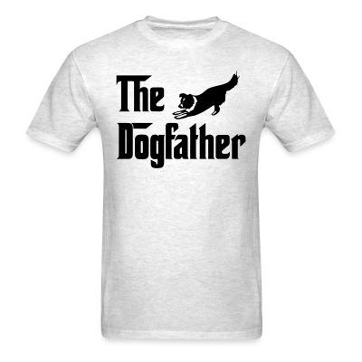 T-shirt The Dogfather