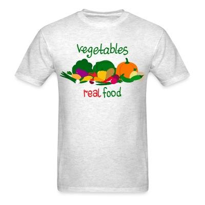 Vegetable real food