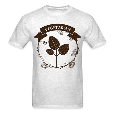 T-shirt Vegetarian