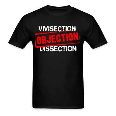 Vivisection objection dissection