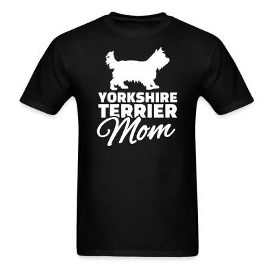 Yorkshire Terrier Mom