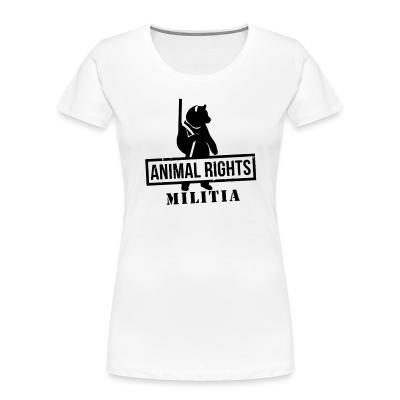 Women Organic Animal rights militia