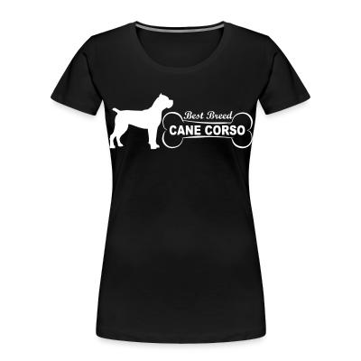 Best breed Cane corso