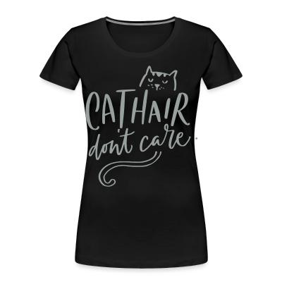 Women Organic Cathair don't care