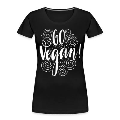 Women Organic go Vegan