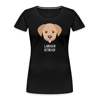 Women Organic Labrador Retriever