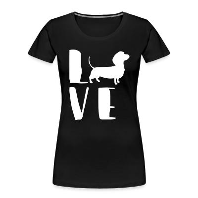 Love dachshund