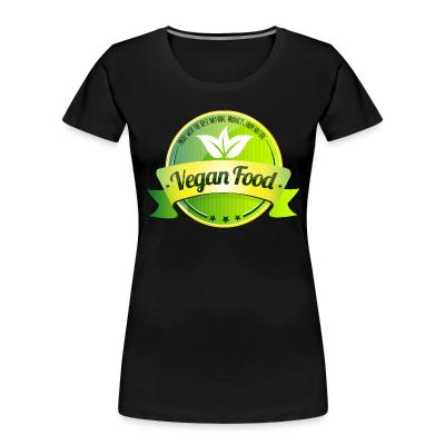 Women Organic Made with the best natural product from nature Vegan food