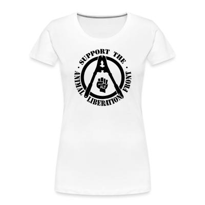 Women Organic Support the Animal Liberation Front (ALF)