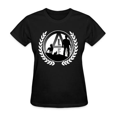 Women T-shirt ALF