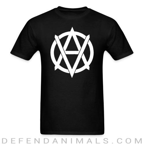 Anarcho-Vegan - Vegan T-shirt