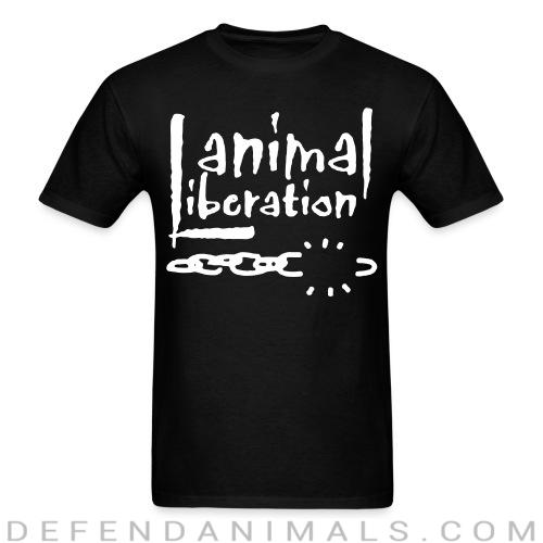 Standard t-shirt (unisex)  - Animal Rights Activism