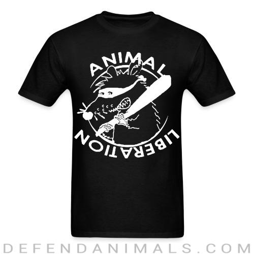 Standard t-shirt (unisex) Animal liberation - Animal Rights Activism