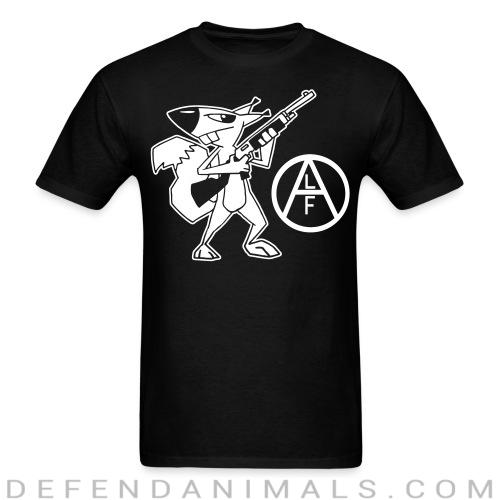 Standard t-shirt (unisex) ALF - Animal rights activism