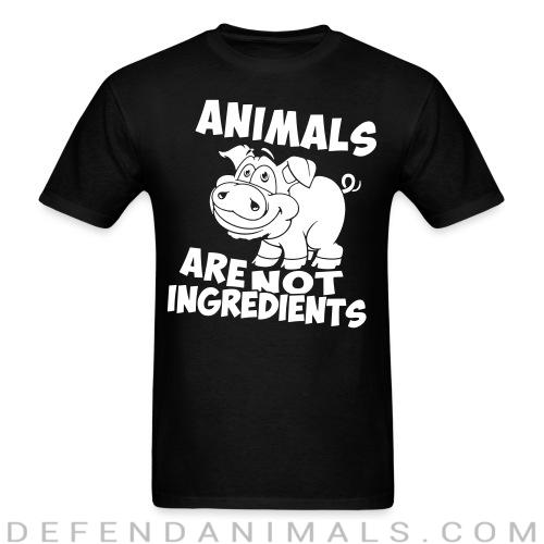 animal are not ingredients