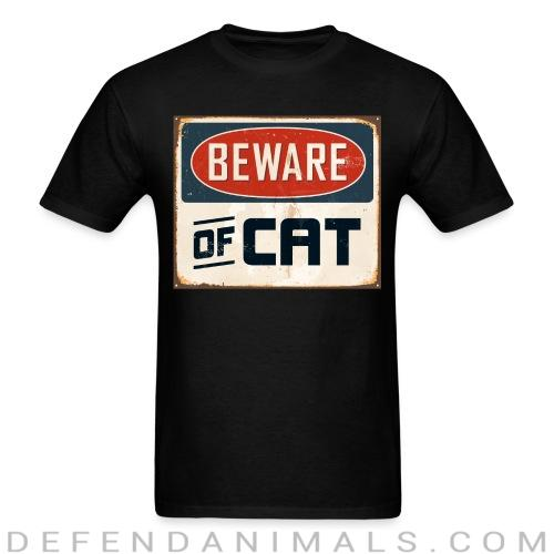 Bewear of cat