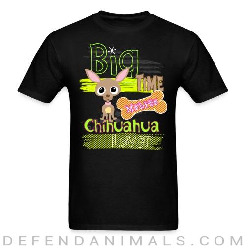 big time chihuahua lover mohito