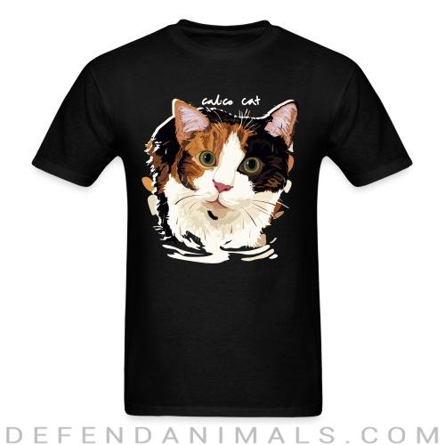 calico cat  - Cats Lovers T-shirt