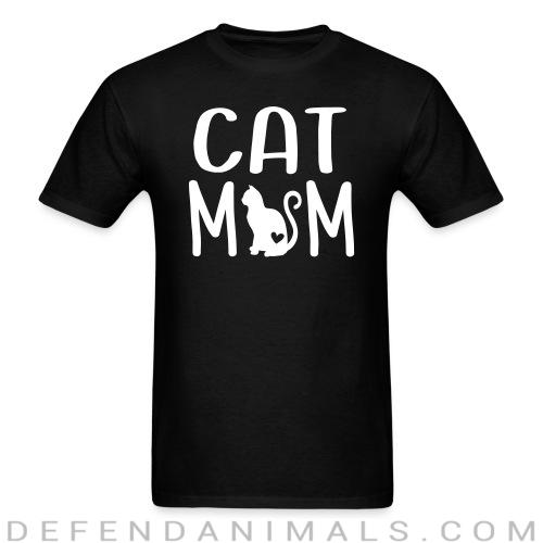 Cat mom  - Cats Lovers T-shirt