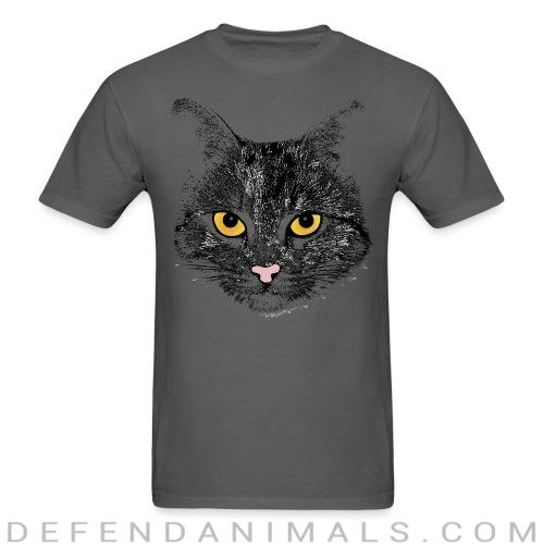Cats Face  - Cats Lovers T-shirt