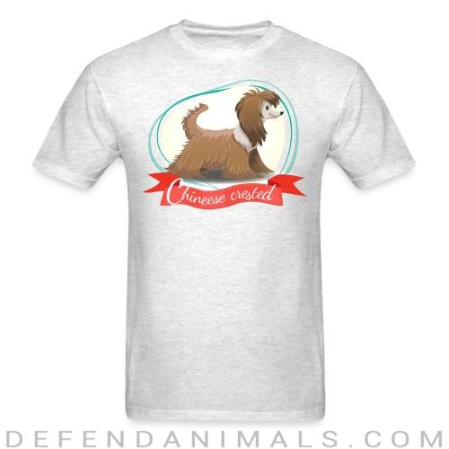 Chinese Crested  - Dog Breeds T-shirt