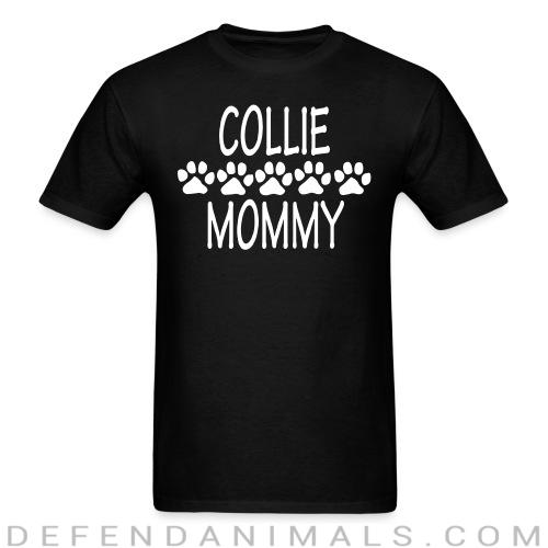 collie mommy - Dog Breeds T-shirt