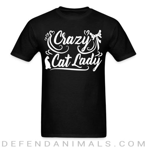 Crazy cat lady - Cats Lovers T-shirt