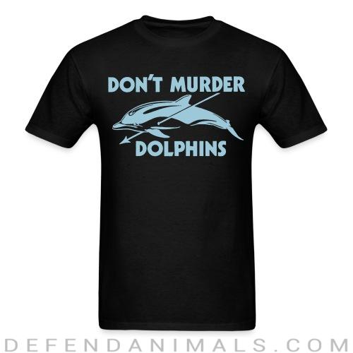Don't murder dolphins