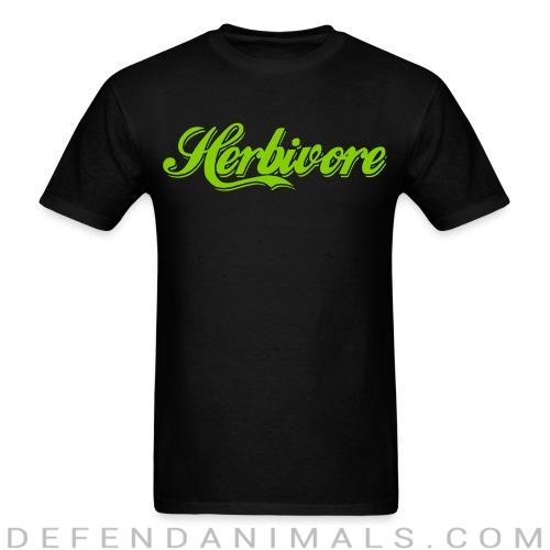Back print t-shirt Herbivore - Vegan Backprint Shirts