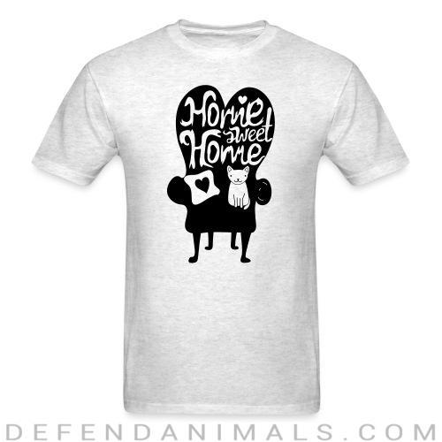 Home sweet home  - Cats Lovers T-shirt