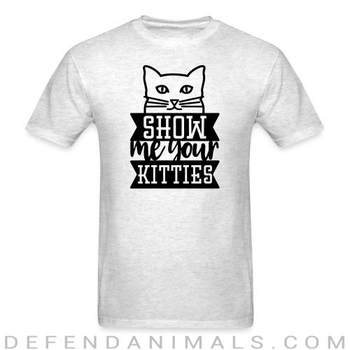 How me your kittes  - Cats Lovers T-shirt