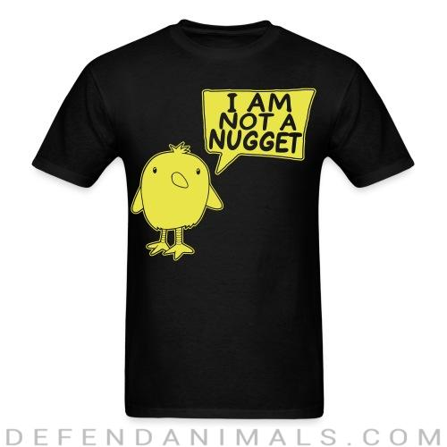 I am not a nugget - Vegan T-shirt