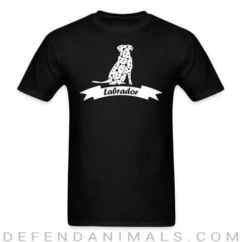 Labrador  - Dog Breeds T-shirt