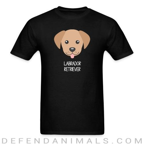 Labrador Retriever - Dog Breeds T-shirt