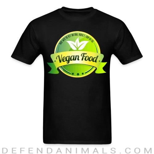 Made with the best natural product from nature Vegan food  - Vegan T-shirt